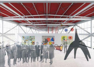 Concurso Museo Bauhaus Dessau